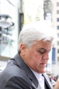 Jay Leno on the Tonight Show