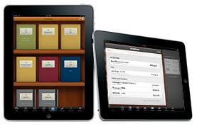 USAA iPad app screen shot
