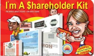I'm A Shareholder Kit