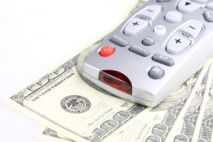 Do not watch financial television shows
