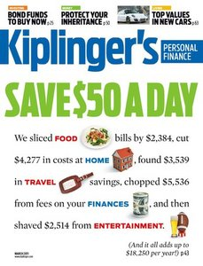 Kiplinger's Personal Finance Magazine - March 2011